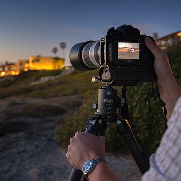 FLM Tripods Professional Photographer Ian Johnson