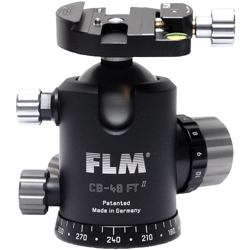 FLM Ball Heads for tripods